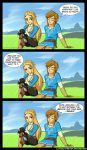 Grass [Comic + Dub] by Lethalityrush