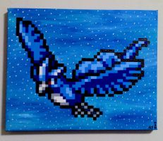 Articuno by shocking-silence