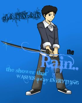 the RAIN- jaymar... by carlo321