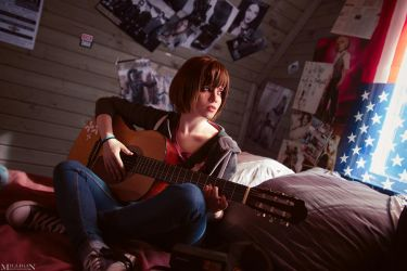 LiS - Max by MilliganVick