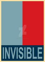 Invisible Man for President by wanderingent