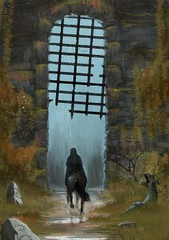Gate by Asahisuperdry