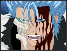 Grimmjow by nitsume