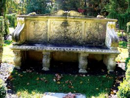 Bench Stock by FairieGoodMother