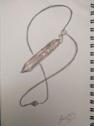 Crystal Pendant by AceLight525519