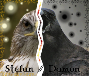 Stefan_Damon by Saix-TheLunaDiviner