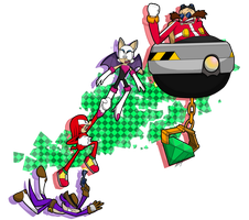 [REQUEST] Master Emerald Mayhem by GSVProductions