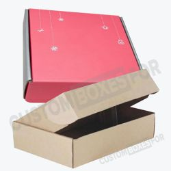 Custom Colored Mailer Boxes by customboxesfor