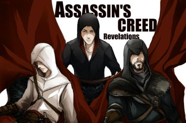 Assassin's Family by resave