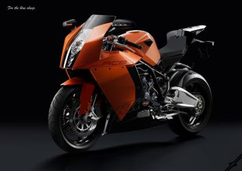 KTM  RC8 'For the blue sheep' by averto