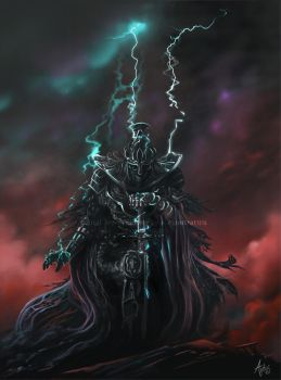 The Rise of The Dead King by agios