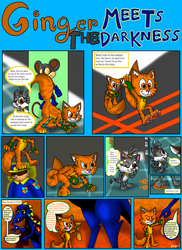 Ginger Meets the Darkness Part 1 by Sonic12Lexi