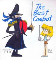 The Best Combat by komi114