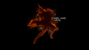 Carry Hard by Xael-Design