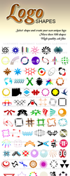 104 Logo Shapes by sarthony