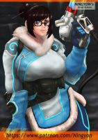 Oh my Mei by NaaN-AnA