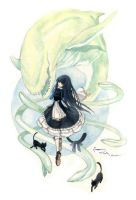 Bernkastel: The Witch of Miracles by Nick-Ian
