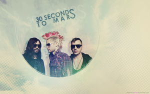 30 SECONDS TO MARS wallpaper by GretaFromMARS