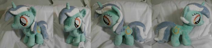 Filly Lyra Plushie [FOR SALE] by Uminohoshi