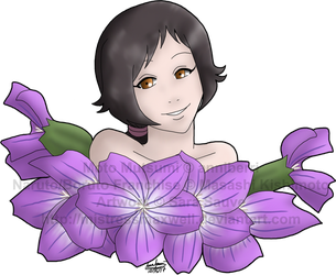 Cockle Flowers by mistressmaxwell