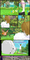 Miitopia Page 1: Test Page by oneirophobiic