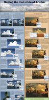 Make the most of cloud-brushes by priteeboy