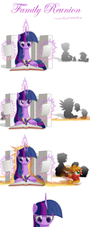 Family Reunion: The Smarty Pants Finale by BerryPAWNCH