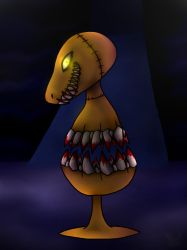 [CE] Scary Dummy by fancycatto
