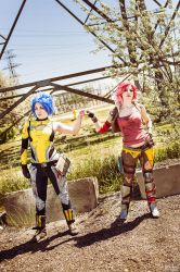 SIRENS Borderlands by Laurentea