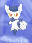 Meowstic by Candygirl4226