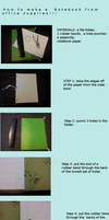 Notebook Tutorial!! by ravinniaofcreed