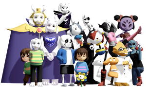 Undertale by MagicalPouchOfMagic