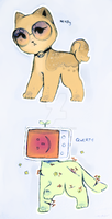 ADOPTS (CLOSED) by juqitor