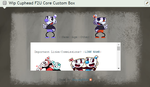 - F2U CUPHEAD CODE BOX - by SleepyStaceyArt
