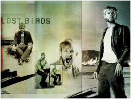 Dominic Monaghan by Melodic-Designs