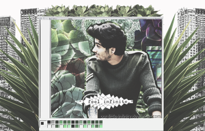 Zayn's 22nd Birthday by our-little-infinity
