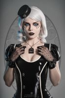 Dead Lotus Couture Doll by Elisanth
