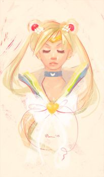 Sailor Moon by 1022
