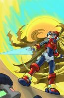 Megaman Zero, The Last Stand by Throgg