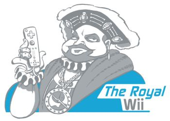 The Royal Wii by borogove13