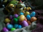 Easter Eggs for the King! by BenorianHardback26