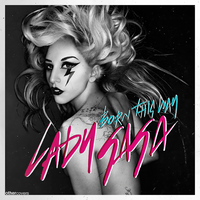 Lady GaGa - Born This Way 3 by other-covers