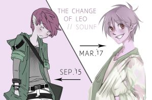 Change Of Leo by sounf