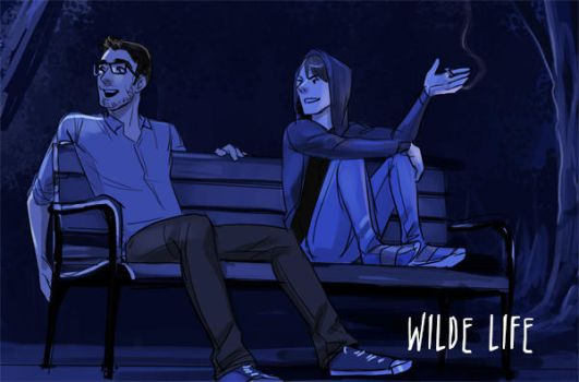 Wilde Life - 396 by Lepas