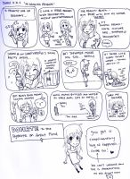 Culturally's ComicBanza #3 Water Snob by NAD-LifeOfficial