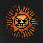 Angry Sun by likelikes
