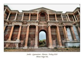 The Gymnasium of Sardis by thespis1