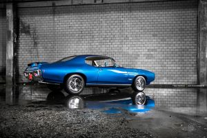 1968 Pontiac by AmericanMuscle