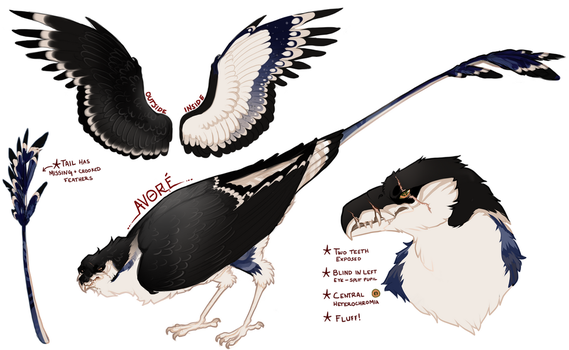 quick ref - avore by flaw