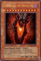 Deathwing - Yu-gi-oh by Rizzoren